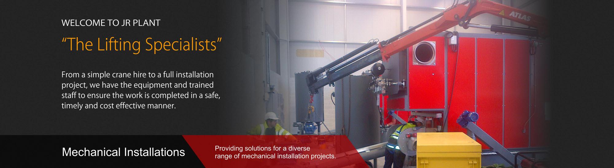 machinery relocation uk